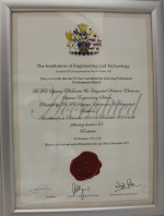 Professional Development Scheme Accreditation.