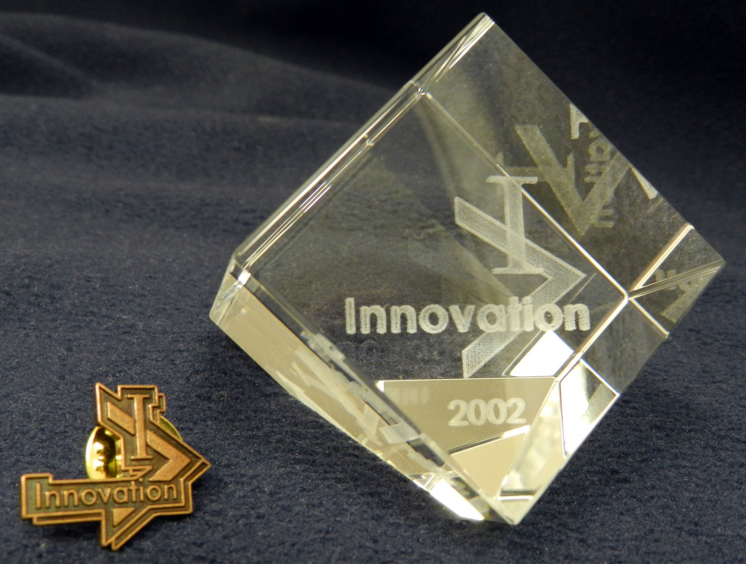 Chairman's Award for Innovation 2002
