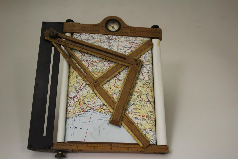 Verner Cavalry Sketch Board
