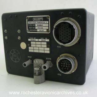 Lightning Air Data Pitot-Static Transducer Unit