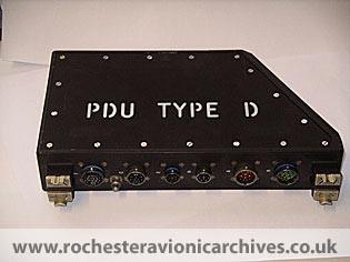 Pylon Decoder Unit (PDU) Type D