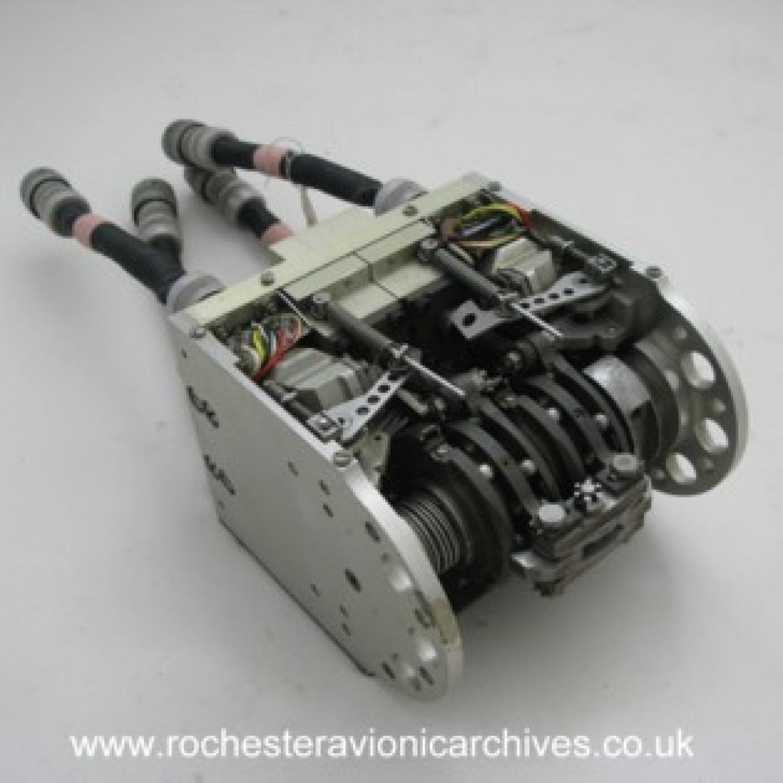 Hydraulic Actuator Quadruplex