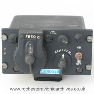 Radio Set, Control Unit