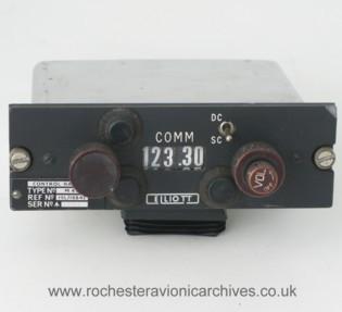 Radio Frequency Selector Control Unit