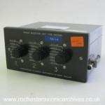 Voltmeter Range Selector Unit