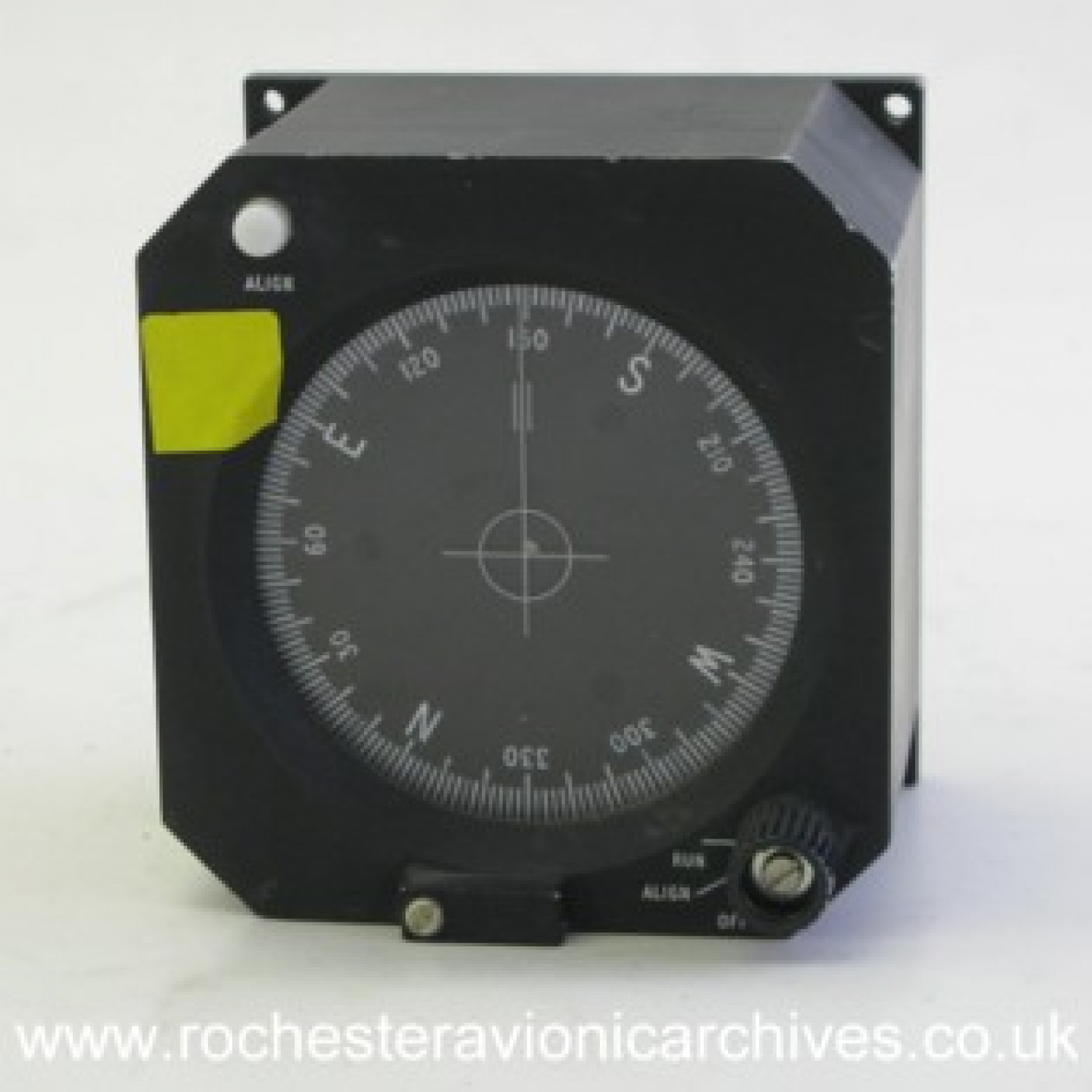 Remote (Compass Bearing) Display Unit