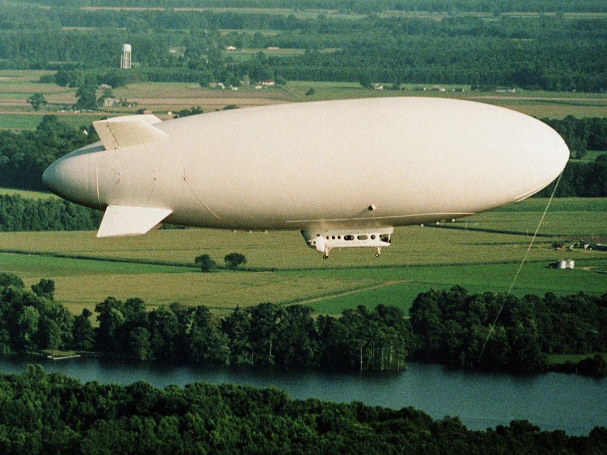 Sentinel Airship