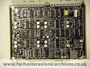 A320 S&FCC 'Module 4' Circuit Module