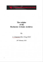 The origins  of the  Rochester Avionic Archives