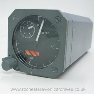 Thrust / RPM Indicator