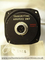 Transmitting Airspeed Unit