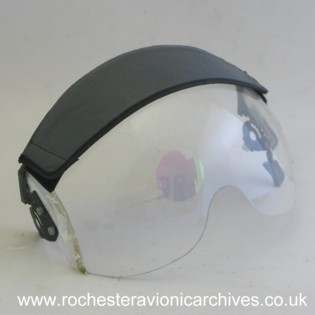 Visor with Dichroic patch
