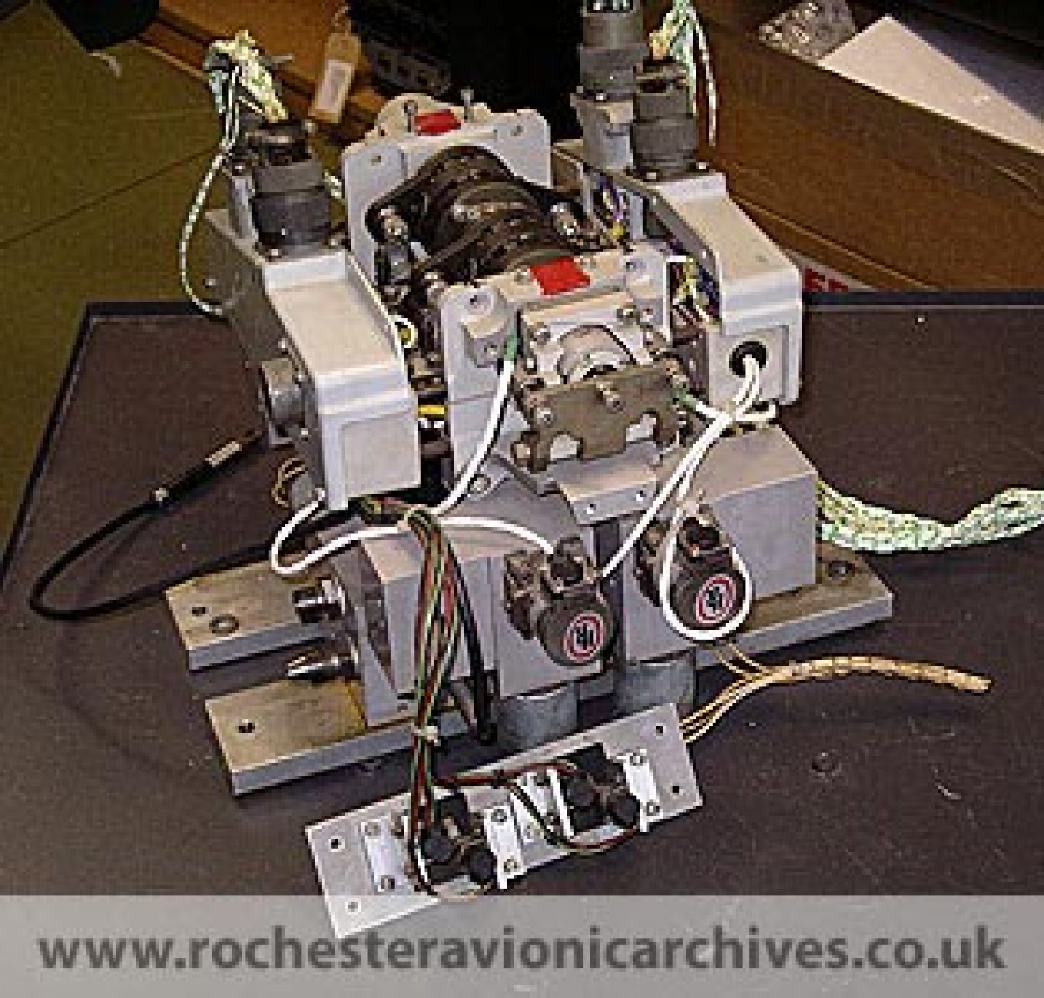 Hydraulic Actuator Demonstrator