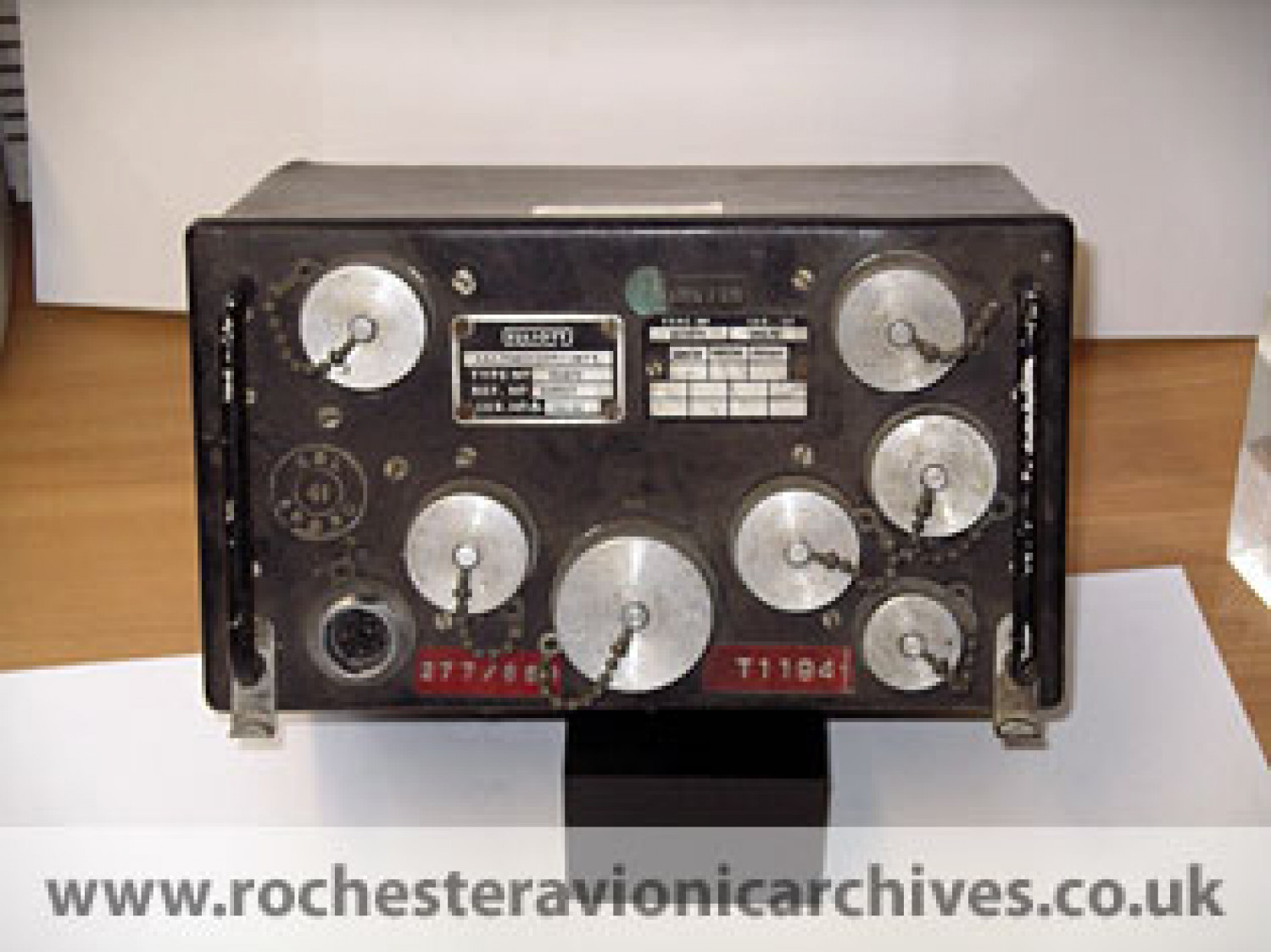 Lightning Air Data System Power Supply Unit