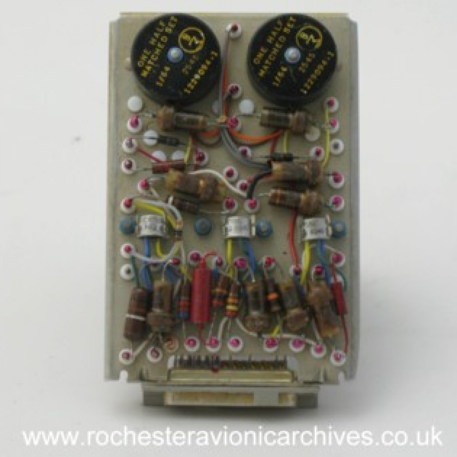 Control Amplifier Circuit Module