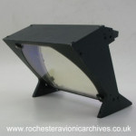 LANTIRN Diffractive HUD Combiner Glass