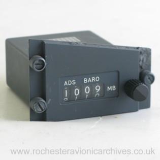ADS Barometric Pressure Entry Unit