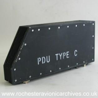 SMS Pylon Decoder Unit, Type C