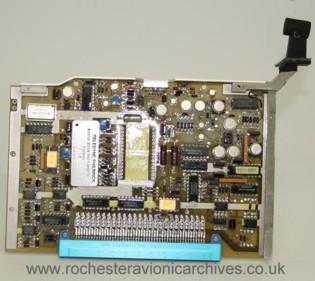F-16C/D HUD PDU Video Amplifier PCB