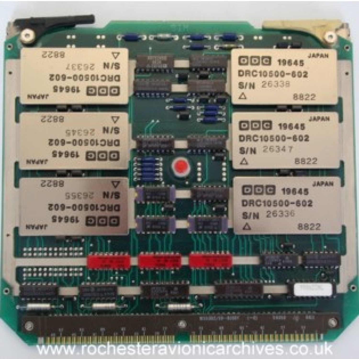 Synchro Interface Module (SIM)