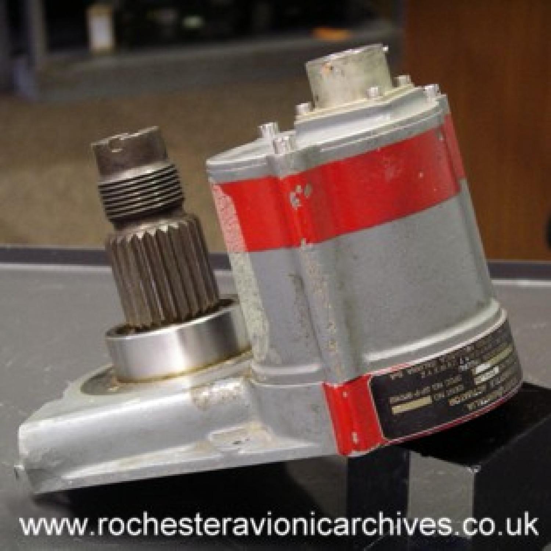 Autothrottle Actuator