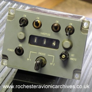 VC10 Throttle Dual Controller