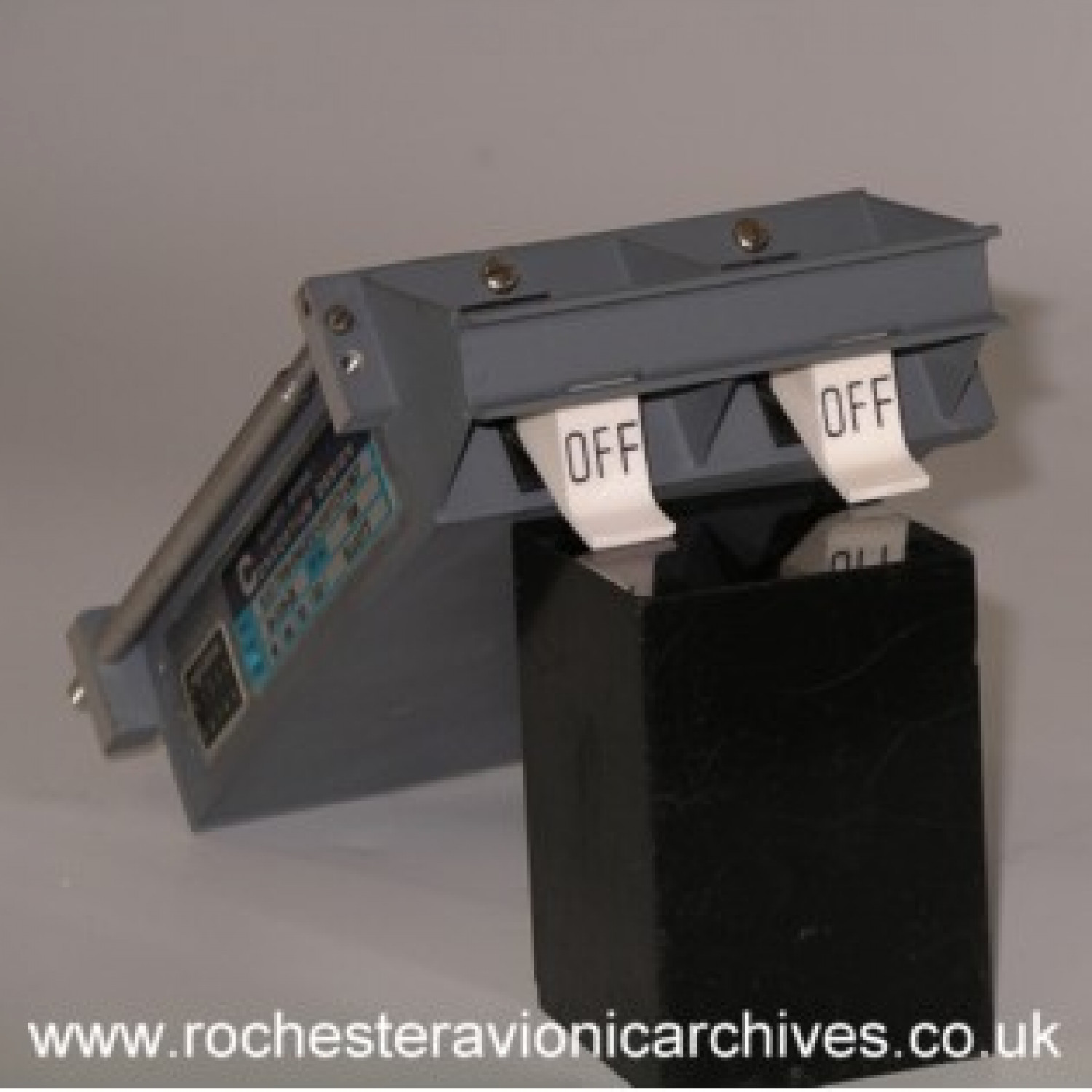 Concorde AFCS Electric Trim Engage Switch Unit
