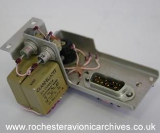 Relay Module for a VC10 Longitudinal Amplifier & Computer Unit