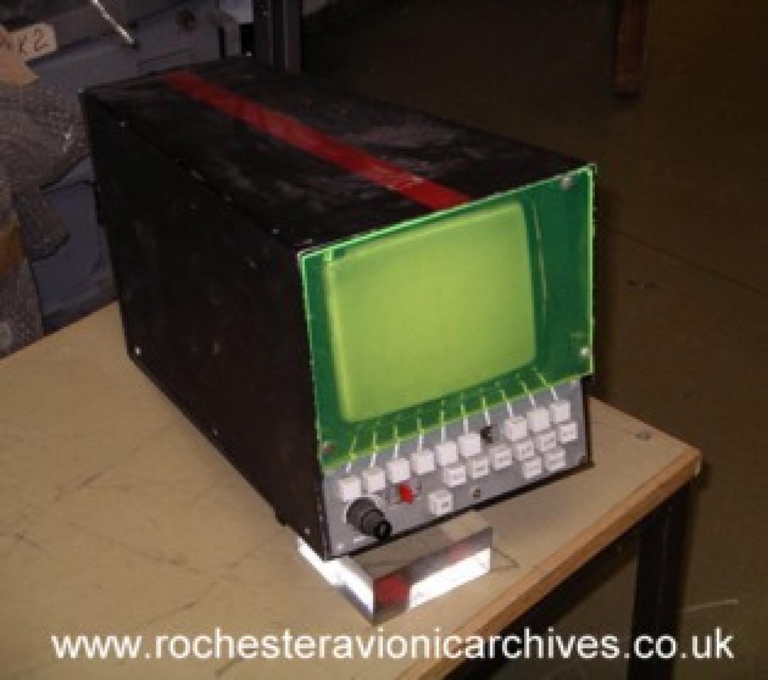 Prototype TV Tabular Display