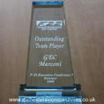 "F-22 ""Outstanding Team Player"" Award"