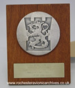 Finnish Defence Forces Plaque