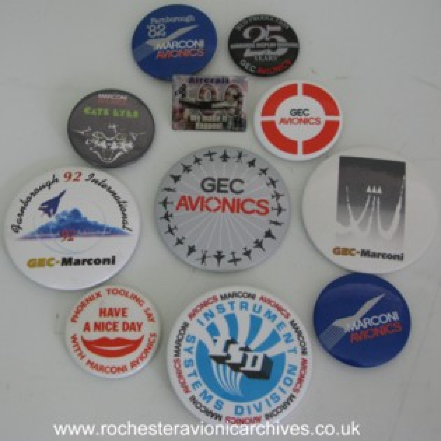 Lapel Badges various