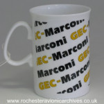 GEC-Marconi Mug