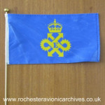 Queen's Award Flag