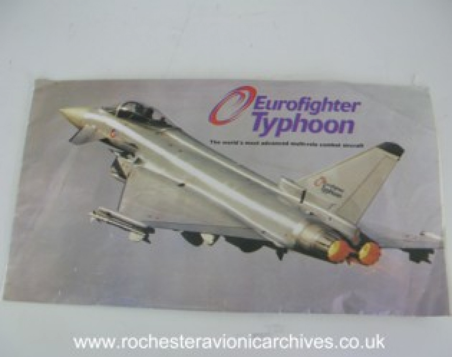 Typhoon Model Aircraft Kit
