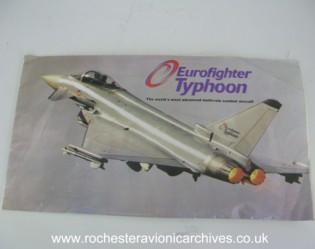 Typhoon Model Aircraft Kit