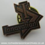 Chairman's Award for Innovation Lapel Badge
