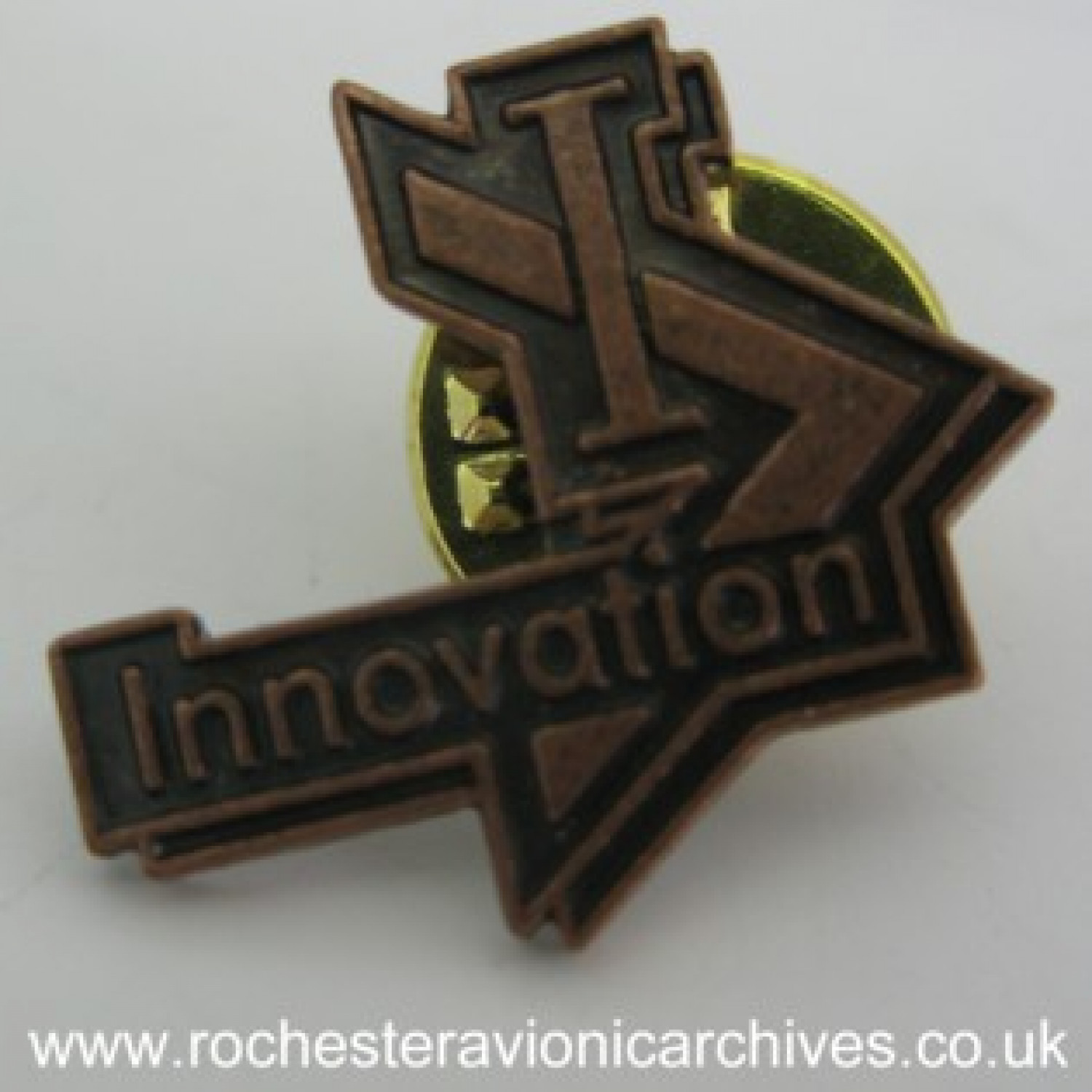 Innovation Award Lapel Badge
