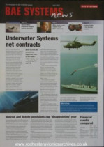 BAE Systems News 2003-04