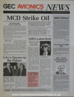 GEC AVIONICS NEWS No. 100