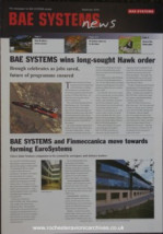 BAE Systems News 2003-09