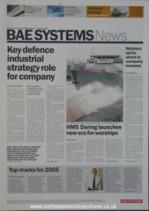 BAE Systems News 2006 Q1