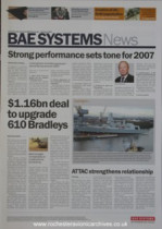 BAE Systems News 2007 Q1