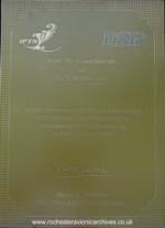 N2130 Plaque 1997