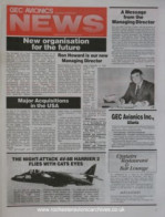 GEC AVIONICS NEWS No. 085