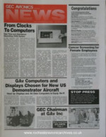 GEC AVIONICS NEWS No. 089