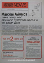 MARCONI AVIONICS NEWS Iss. 19
