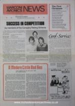 MARCONI AVIONICS NEWS Iss. 20