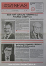 MARCONI AVIONICS NEWS Iss. 40
