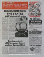 GEC AVIONICS NEWS No. 081